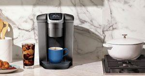 Keurig K-Elite Single Serve Coffee Maker: Should You Buy It?