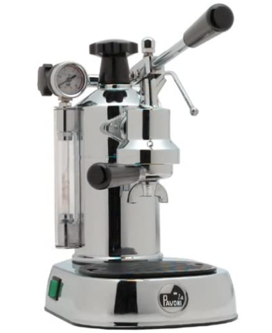 la pavoni best hand espresso pressing machine