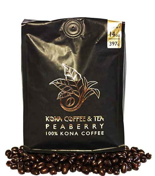 Kona Peaberry Coffee